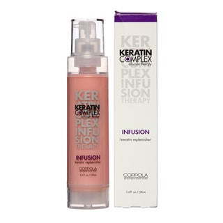Keratin Complex Infusion Keratin Replenisher 3.4-ounce Hair Treatment