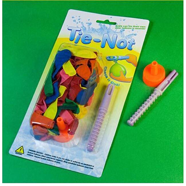 Tie-Not Water Balloon Kits (Set of 3)