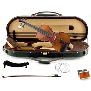 Artist 500 Series 4/4 Concert Violin, Case and Accessory Package