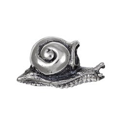 Sterling Essentials Sterling Silver Snail Bead