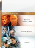 Behind Enemy Lines/Phone Booth/Speed (DVD)