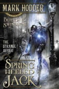 The Strange Affair of Spring Heeled Jack (Paperback)
