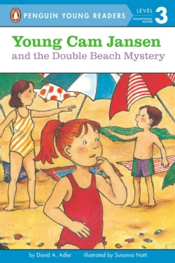 Young Cam Jansen and the Double Beach Mystery (Paperback)