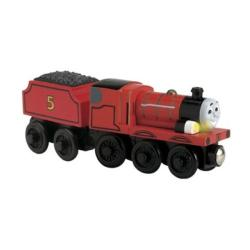 Thomas Wooden Railway 'Talking James' Toy Train
