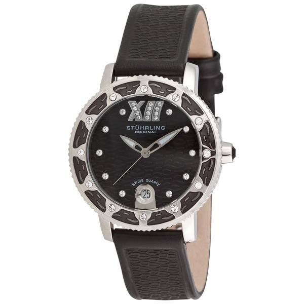Stuhrling Original Women's 'Lady Marina' Swiss Quartz Watch