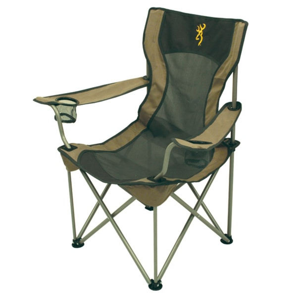Browning Heavy-duty Grizzly Camp Chair