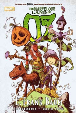 Oz: The Marvelous Land of Oz (Hardcover)
