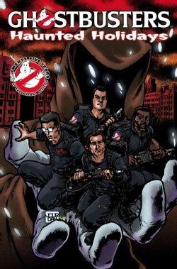 Ghostbusters: Haunted Holidays (Paperback)