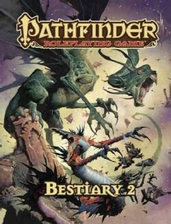 Pathfinder Bestiary 2 (Hardcover)