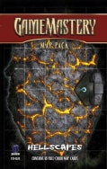 Gamemastery Map Pack: Hellscapes (Cards)