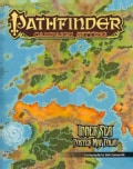 Pathfinder Campaign Setting: Inner Sea Poster Map Folio (Sheet map, folded)