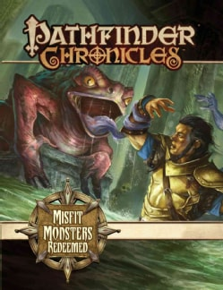 Misfit Monsters Redeemed (Paperback)