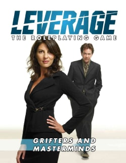Leverage Rpg: Grifters and Masterminds (Game)