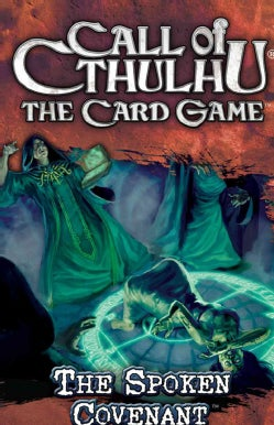 Call of Cthulhu LCG: The Spoken Covenant Asylum Pack (Cards)