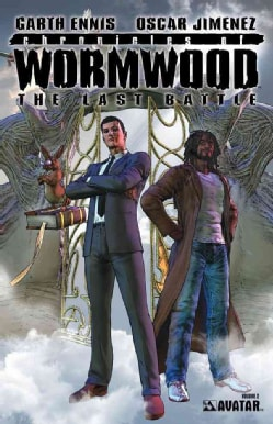 Chronicles of Wormwood 2: Last Battle (Paperback)