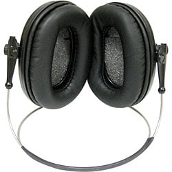 Pro 200 NRR 19 Black Behind-the-head Earmuffs