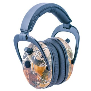 Pro Ears Predator Gold NRR 26 Real Tree APG Ear Muffs (WWP)