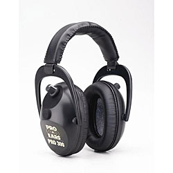 Pro Ears NRR 26 Pro 300 Black Electronic Hearing Protection and Amplification Ear Muffs
