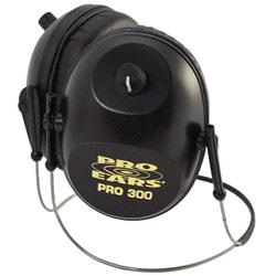 Pro 300 NRR 26 Black Behind the Head Ear Muffs