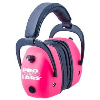Pro Ears Gold Shooting Ear Muff Pink