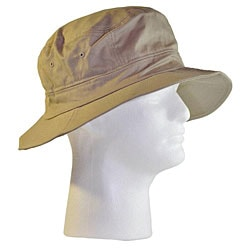 Khaki Bug Bucket Hat (Small/ medium)
