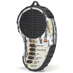 Cass Creek Ergo Series Five-sound Live-recording Moose Call Simulator