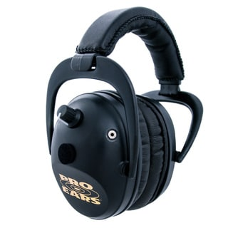 Predator Gold NRR 26 Black Headphones
