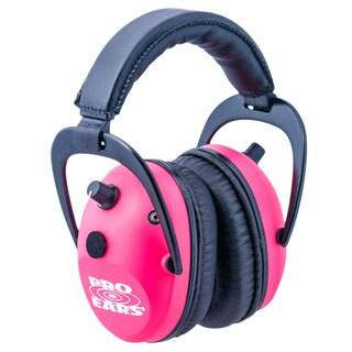 Pro Ears Predator Gold NRR 26 Pink Ear Muffs (WWP)