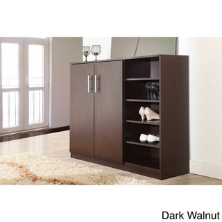 Furniture of America Westgate Oversize Shoe/ Multi-purpose Cabinet