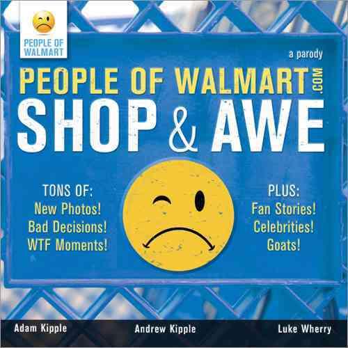 People of Walmart: Shop & Awe (Paperback)