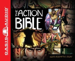 The Action Bible: God's Redemptive Story (CD-Audio)