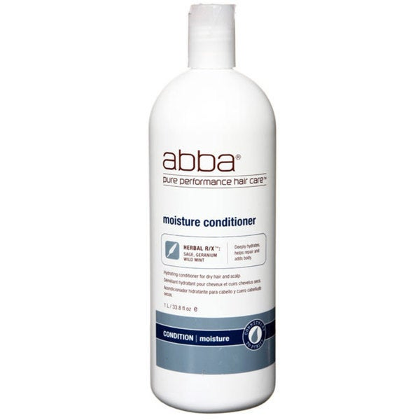 Abba Pure Hair 33.8-oz Moisture Conditioner