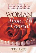 Holy Bible: New King James Version, Woman Thou Art Loosed (Hardcover)