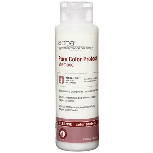 Abba Pure Color Protect 8.45-ounce Shampoo