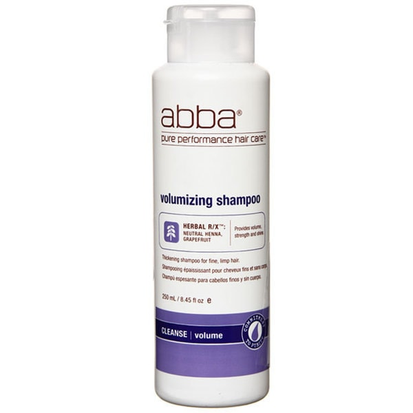 Abba Herbal Volumizing 8.45-ounce Shampoo