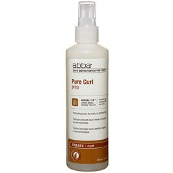 Abba Pure Curl Prep 8.45-oz Treatment