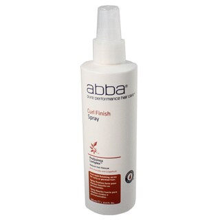 Abba Pure Curl 8.45-oz Finish Spray