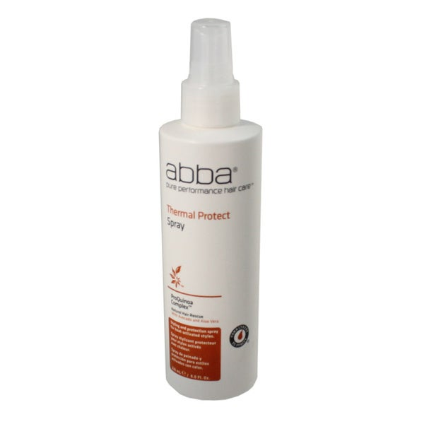 Abba 8-ounce Pure Thermal Protect Spray