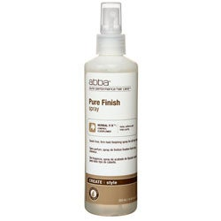 Abba Pure 6.76-oz Finish Spray