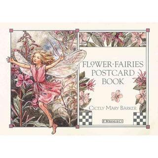 Flower Fairies: Postcard Book (Postcard book or pack)