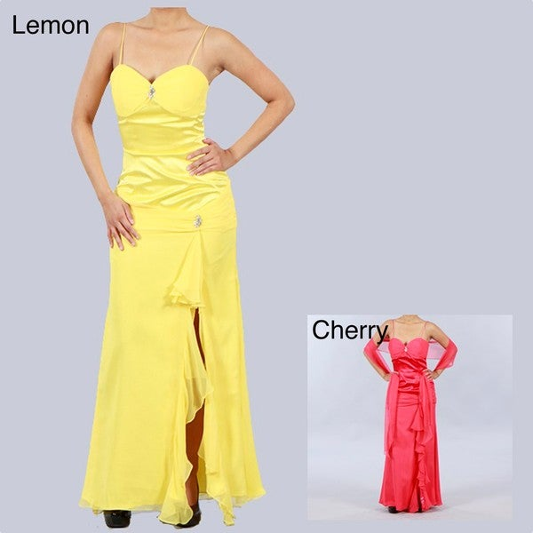 Hannah Women's Silk Special Occasion Dress