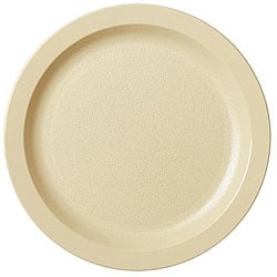 Cambro 10-in Beige Plates (Case of 48)