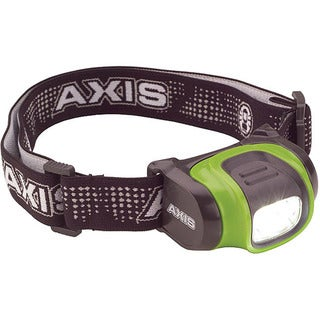 Coleman 15- to 35-hour Runtime Push-button LED Adjustable Headlamp