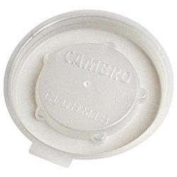 Cambro Disposable Mug Bowl Lids (Case of 2000 )