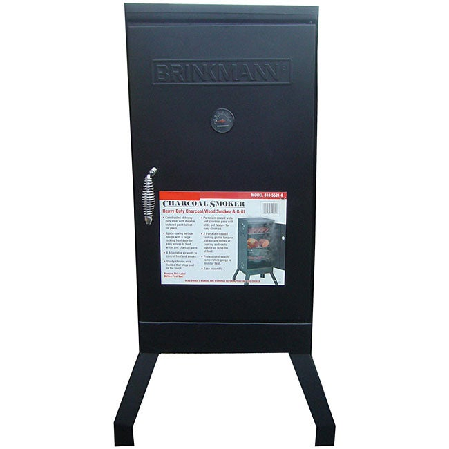 Overstock com shopping the best prices on brinkmann smokers