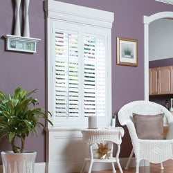 White Fauxwood Shutters 23