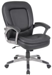 Boss Executive Pillow-top Mid-back Chair
