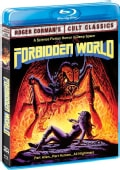 Forbidden World (Blu-ray Disc)