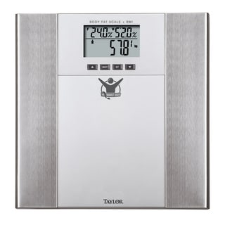 Biggest Loser Body Fat Scale with Calorie Counter
