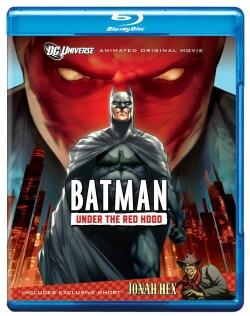 Batman: Under the Red Hood (Blu-ray Disc)